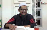 03-08-2019 Ustaz Ahmad Hasyimi : Syarah Al-Lu'Lu  Wal Marjan | Orang Muslim Tidak Najis