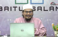 08-08-2019 Ustaz Adli Mohd Saad : Syarah Fiqh Muyassar |