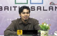 08-09-2019 Ustaz Muhammad  Amir Farhan : Adab Buat Pengajar & Penuntut Ilmu