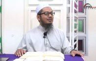 08-10-2019 Ustaz Ahmad Hasyimi : Tadabbur Surah Al-Isra'