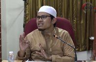 08-12-2019 Ustaz Shafiy Zakaria: Bab Jujur