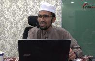 09-01-2020 Dr. Rozaimi Ramle : Syarah Umdatul Ahkam | Bab Siwak,Khuf & Mazi