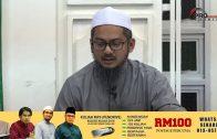 09-01-2020 Ustaz Ahmad Hasyimi : Tadabbur Surah Al-Nahl