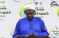 10-12-2019 Ustaz Halim Hassan: Doa Iftiftah
