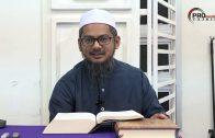 11-01-2020 Ustaz Ahmad Hasyimi : Syarah Al-Lu Lu Wal Marjan | Perintah Meluruskan Saf Dalam Solat