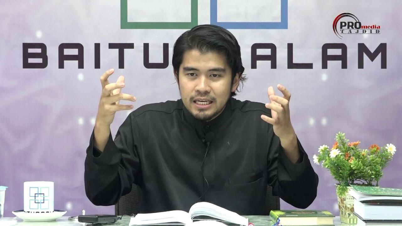 11-09-2019 Dr. Kamilin Jamilin : Syarah Matan Al-Fiyyah Imam Suyuti