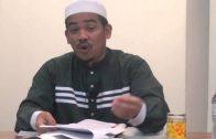 11012015 Ustaz Mohd Yusof Arbain : Muqadimah Alam Barzakh