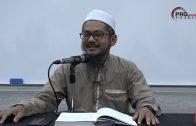 14-01-2020 Ustaz Ahmad Hasyimi : Perihal Tipudaya Iblis