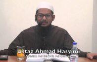 14052015 Ustaz Ahmad Hasyimi : Syarah Ad Da Wa Ad Dawaa