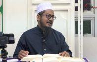 16-01-2020 Ustaz Ahmad Hasyimi : Tadabbur Surah Al-Nahl