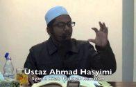 16052015 Ustaz Ahmad Hasyimi : Syarah Kitab Tazkirah Kematian