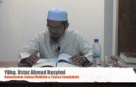 16082014 Ustaz Ahmad Hasyimi : Kemusnahan Semua Makhluk & Tiupan Sangkakala