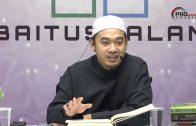 17-12-2019  Ustaz Mohamad Azraie : Syarah Shahih Muslim | Malu Sebahagian Dari Keimanan