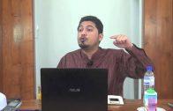 18012015 Ustaz Tuan Badrul Hisyam:  Daurah Khilaf Sesi 4