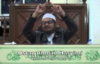18052015 Ustaz Ahmad Hasyimi : Syarah Riyadush Shlihin