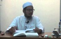 18122014 Ustaz Ahmad Hasyimi : Bagaimana Kita Berbaik Sangka Dengan Allah