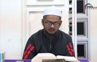 19-10-2019 Ustaz Ahmad Hasyimi : Syarah Al-Lu' Lu Wal Marjan   Menganti Imam Jika Berhalangan