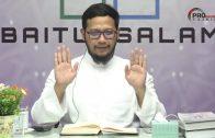 20-01-2020 Ustaz Mohd Khairil Anwar : Syarah Bulughul Maram   Sifat Solat (Meletak Tangan Atas Kiri)