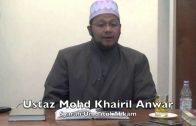 20052015 Ustaz Mohd Khairil Anwar : Syarah Umdatul Ahkam