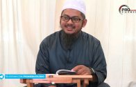 21-10-2019 Ustaz Ahmad Hasyimi : Pinti-Pintu Ilmu Syariat Yang Menambah Keimanan