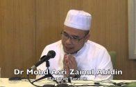 21062015 DR MAZA : Tazkirah Ramadhan