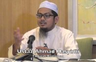 22062015 Ustaz Ahmad Hasyimi : Tazkirah Ramadhan