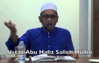 24042015 Ustaz Abu Hafiz Salleh Hudin : Bahaya Hadis Palsu
