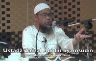 24052015 Ustadz Zainal Abidin Syamsudin : Berbakti Kepada Ibu Bapa