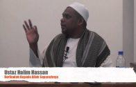 25102014 Ustaz Halim Hassan : Beribadah Sepenuhnya Kepada Allah
