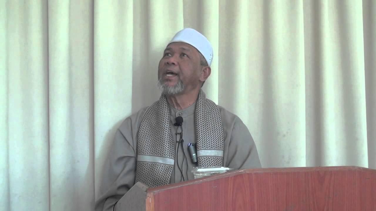 26042015 Dr Abdullah Yasin : Kesesatan Aqidah Muktazilah
