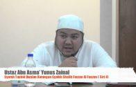 27092014 Ustaz Abu Asma' Yunus Zainal : Daurah Syarah Tauhid Awalan ( Sesi 4)