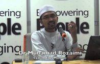 28042015 Dr Mohamad Rozaimi : Syarah Fiqh Manhaji