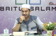 29-10-2019 Ustaz Mohamad Azraie : Syarah Shahih Muslim | Bab Hakikat Iman