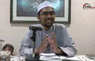 29-12-2019 Dr. Rozaimi Ramle : Syarah Kitab Jami'i | Larangan Mencela Orang Tua