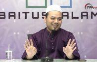 30-06-2019  Ustaz Mustafar Suki : Daurah Kewangan Islam Serta Isu Berkaitan Dengannya