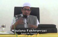 30052015 Maulana Fakhrurrazi : Syarah Sunan At Tirmizi