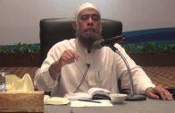 30082015 Ustaz Yazid Abdul Qadir Jawas : Syarah Kitab Prinsip Dasar Islam Sesi 1