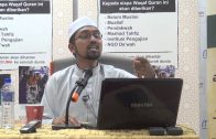 31032015 Dr Rozaimi : Syarah Fiqh Manhaji 31/03/2015