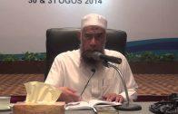 31082015 Ustaz Yazid Abdul Qadir Jawas : Syarah Kitab Prinsip Dasar Islam Sesi 4 ( Akhir)