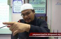 Yayasan Ta'lim: Al Iqna' (Solat) [24-01-18]