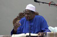 01-12-2019 Ustaz Halim Hassan: Tadabbur Ayat 2, Surah Al-Jumuah.
