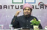 08-09-2019 Ustaz Muhammad Amir Farhan : Daurah Kesalahan Di Dalam Solat | Sesi Ke-2