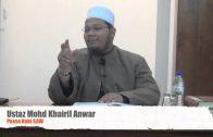 12062014 Ustaz Mohd Khairil Anwar : Puasa Nabi SAW