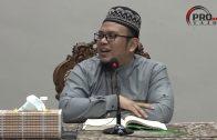 14-09-2019 Ustaz Mohd Azri Mohd Nasaruddin: Bab Zakat – Memberikan Zakat Kepada Penuntut Ilmu