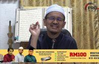 14-09-2019 Ustaz Rizal Azizan: Hadith Nabi Terlewat Solat Subuh