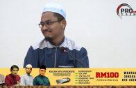 18-11-2019 Ustaz Rizal Azizan: Kisah-kisah Di Dalam Al Quran – Siri 12