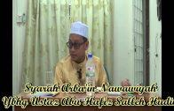 20140526 UAHSH Syarah Arba'in Nawawiyah (Hadith Ke-9)