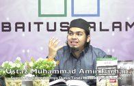 20201011 Ustaz Muhammad Amir Farhan : Syarah Kitab Berakhirnya Dunia(Tanda Kiamat Kecil & Besar)
