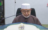"22 Mac 2019 Mukhtasar Al Tazkirah Fi Ahwal Al Mawta Wa Al Umur Al Akhirah""  Tuan Guru Dato' Dr  Joha"