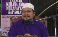 23 Disember 2018 Tazkiyatun Nafs Wa Tarbiyatuha Kama Yuqarriruhu Ulama' Al Salaf Karya Syeikh Ahmad